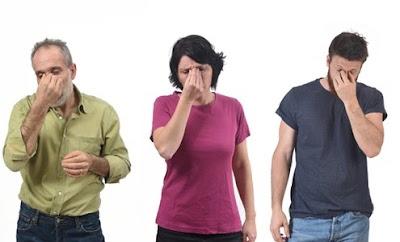 15 Cara Efektif Mencegah Penyebaran Virus Corona (COVID-19) - Jangan Menyentuh Bagian Mata, Hidung & Mulut Secara Langsung