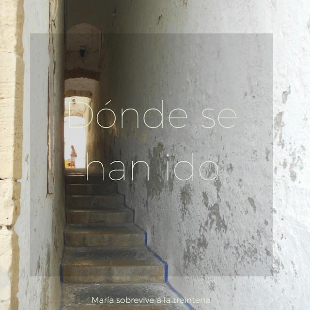 escaleras calle