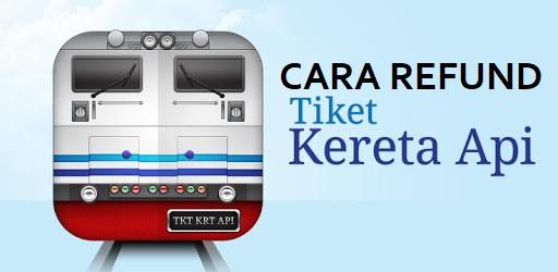 Cara Praktis Refund/Pembatalan Tiket Kereta Api di Stasiun Tugu