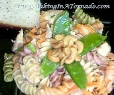 Oriental Chicken Salad   Recipe developed by www.BakingInATornado.com   #recipe