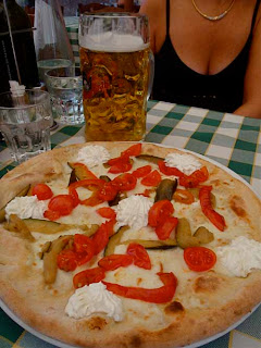 Pizza Beer Verona Italy