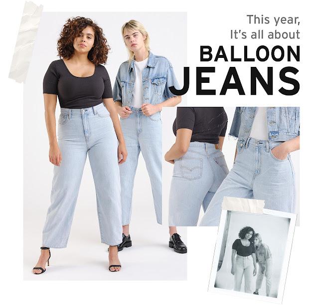 Balloon-Jeans