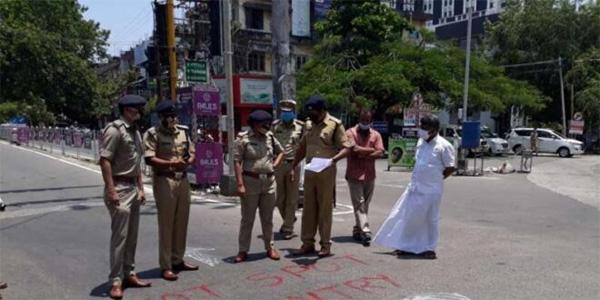 Triple Lockdown In Malappuram  Ponnani Taluk From 5 PM Today, Malappuram, News, Health, Health & Fitness, Lockdown, Patient, Minister, Kerala