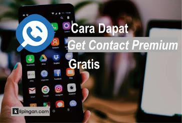 Get Contact Premium Gratis