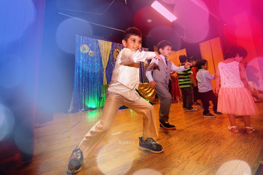 1st (first) Birthday Party Photography Kids Dancing - Sudeep Studio.com Ann Arbor Photographer