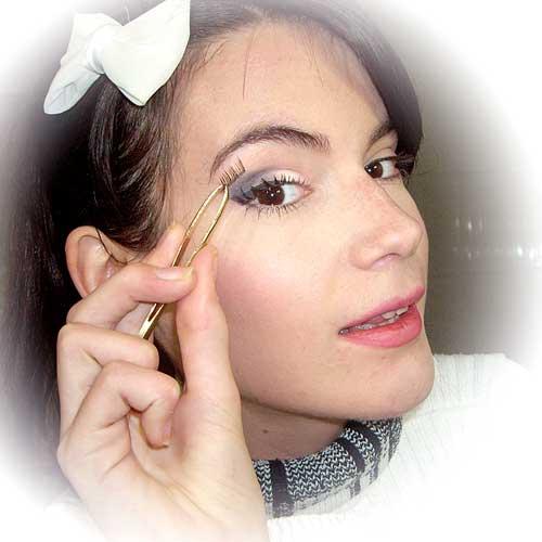 imagenes maquillaje ojos caidos monika sanchez guapa al instante