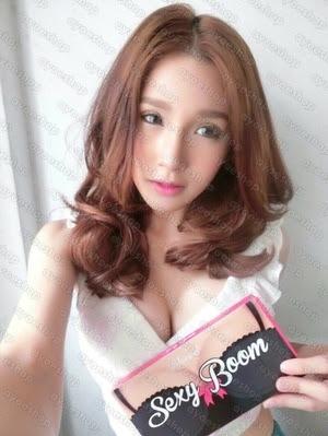 Testimoni Suplemen Payudara Sexy Boom by Skinest Original