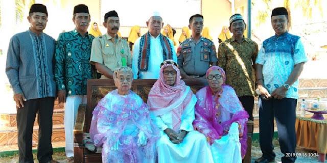 Penjemputan Jamaah Haji Asal Bonerate Berlangsung Semarak