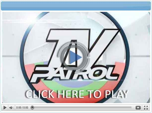 TV Patrol - 07 August 2019 - Pinoy Show Biz  Your Online Pinoy Showbiz Portal