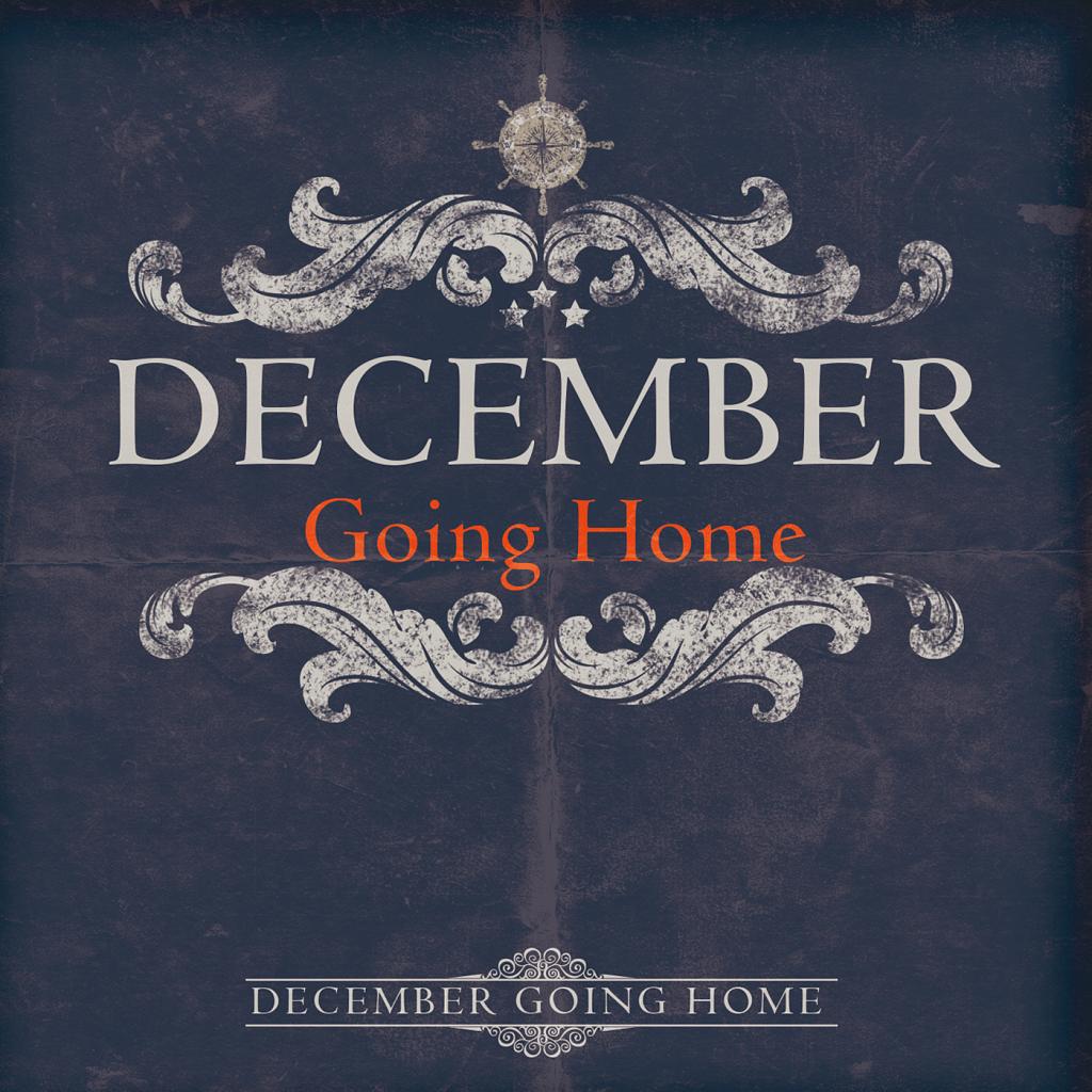 [Single] December – Going Home