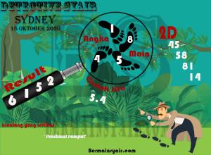Kode syair Sydney Minggu 18 Oktober 2020 292