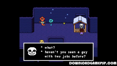 Undertale - Download Game PSP PPSSPP PSVITA Free