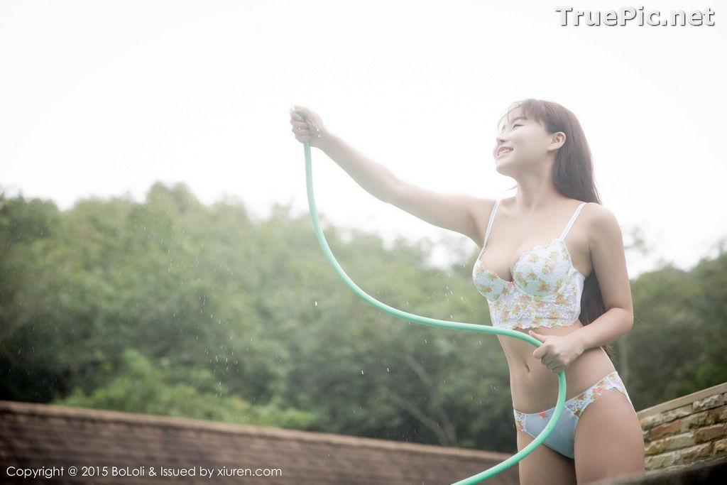Image BoLoli Vol.001 - Chinese Cute Model - Liu You Qi Sevenbaby (柳侑绮Sevenbaby) - TruePic.net - Picture-7