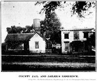 Image of County Jail and Jailer's Residence, Hartford, Kentucky.