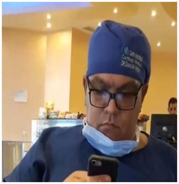 مؤسف جدا : وفاة طبيب إنعاش وتخدير مصاب بـ فيروس كورونا عن عمر يناهز الـ 44 سنة