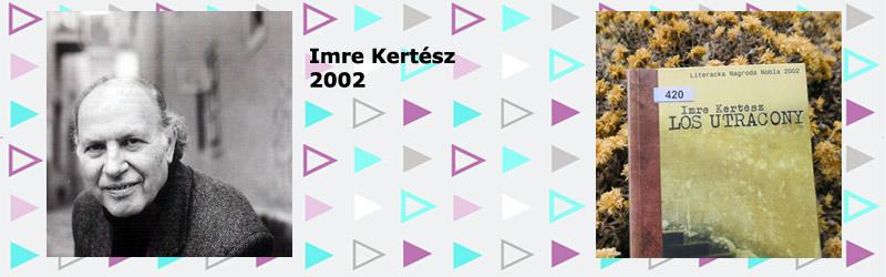 """""""Los utracony"""" Imre Kertész"""