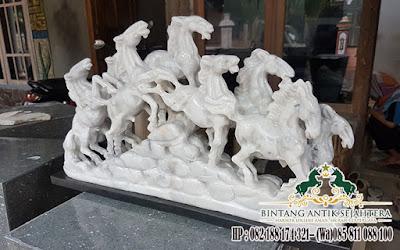 Jual Patung Kuda Onyx, Jual Patung Kuda Renteng