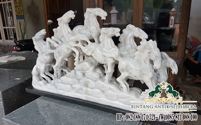 Jual Patung Kuda Marmer Onyx, Jual Patung Kuda Onyx, Jual Patung Kuda Renteng
