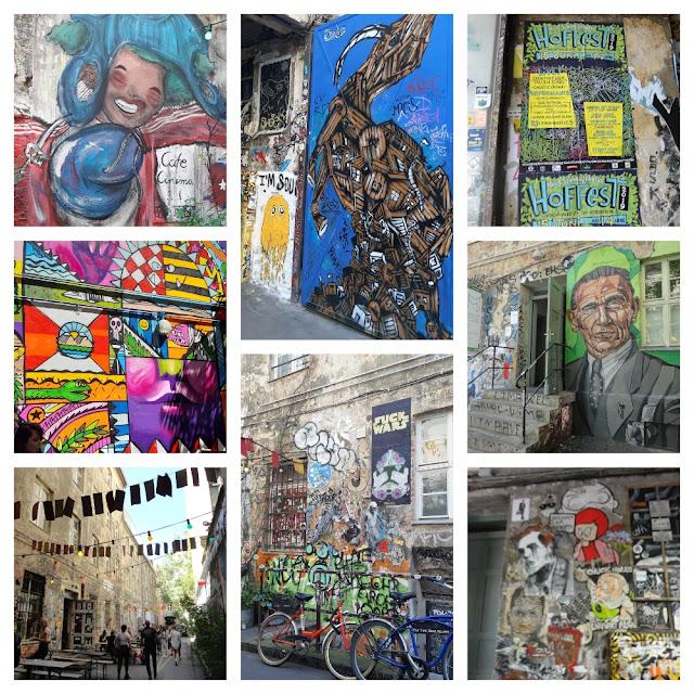 Berlim grátis - Haus Schwazenberg - street art