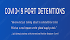 COVID-19 Port Detentions #Infographic