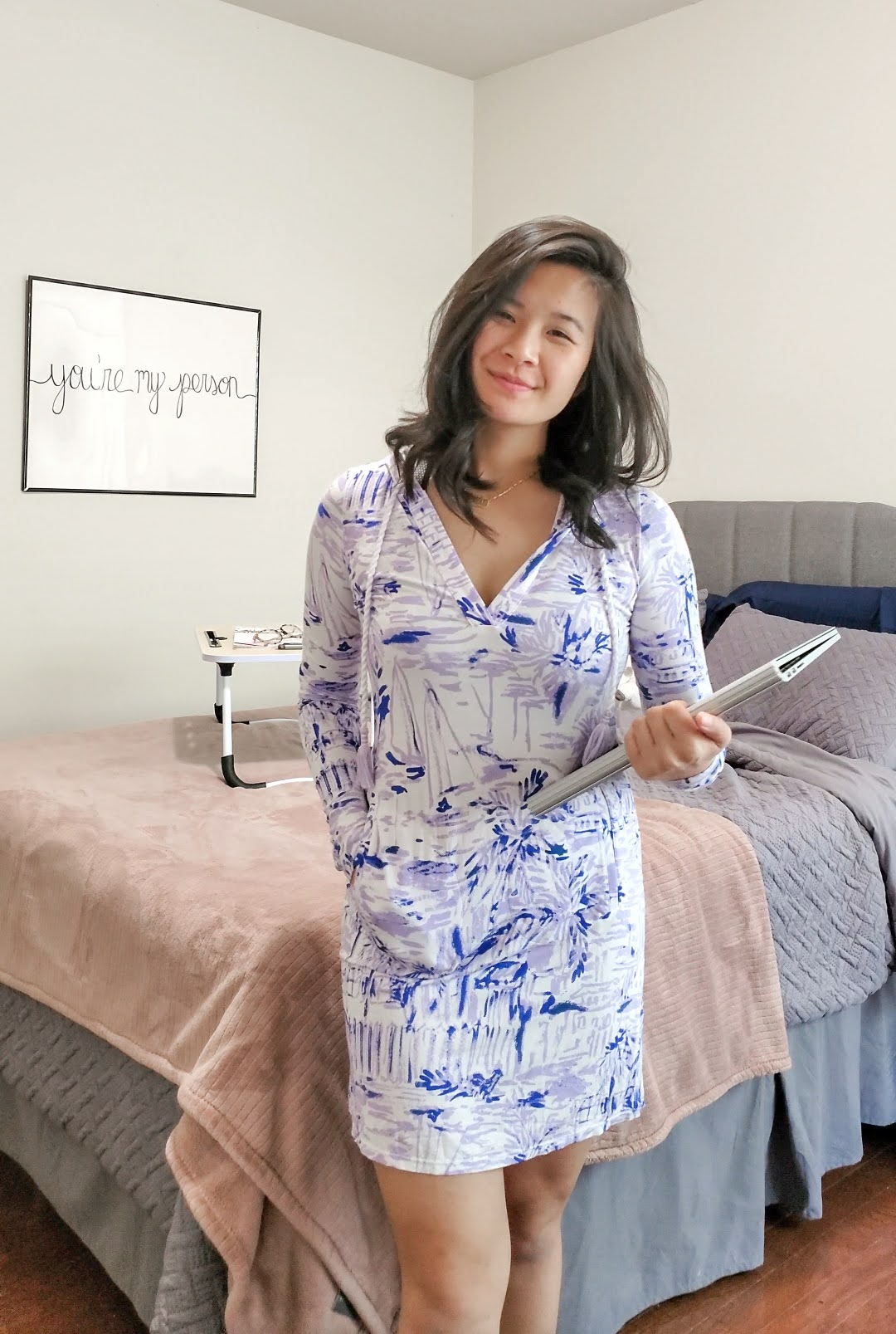 Lilly Pulitzer Work from home dress