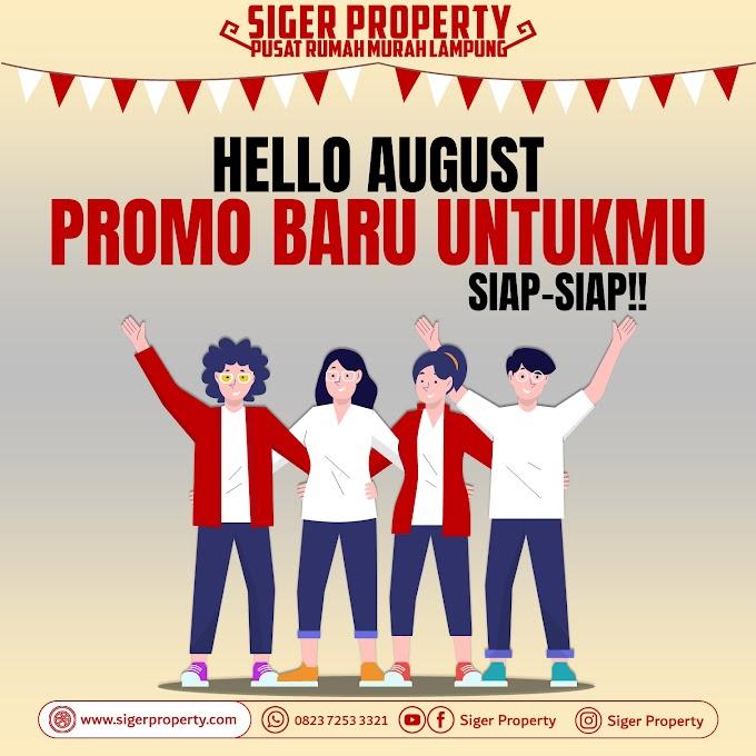 Hello Agustus!! Banyak Promo Nih Buruan Cek!!