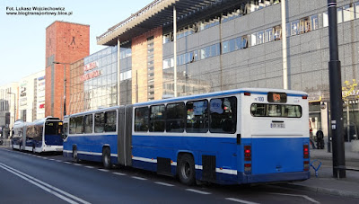 Scania CN113ALB #PE100, MPK Kraków