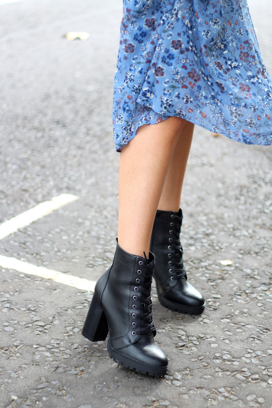 chunky boots new look peexo blog