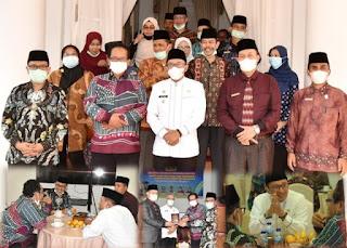 Segera Jadi UIN, Tim Visitasi Kemenag RI Kunjungi IAIN Batusangkar