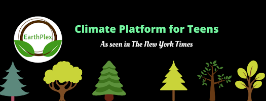 EarthPlex - The Climate Platform for Teens