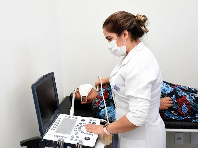 Município de Felipe Guerra passa a realizar todos os tipos de ultrassonografia