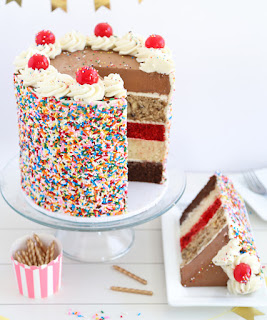Ultimate Sampler Cake