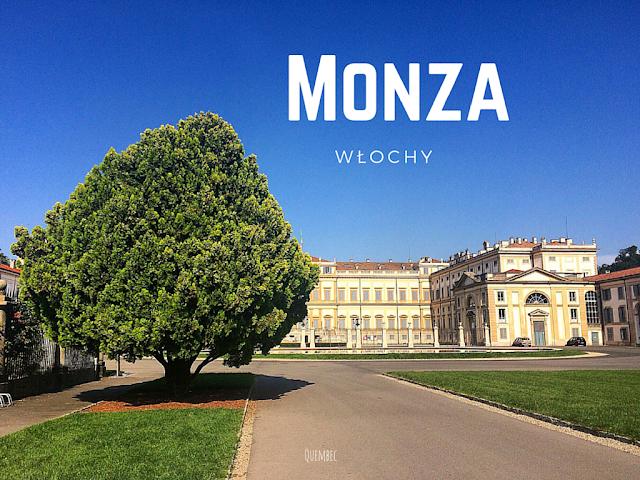 Monza, oaza spokoju 12 kilometrów od Mediolanu