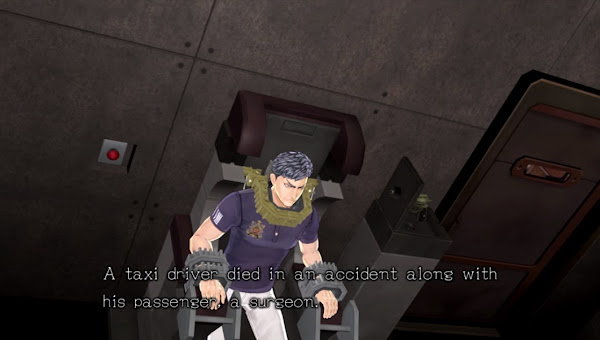 Zero Escape: Zero Time Dilemma (USA) [NoNpDrm] PS VITA Screenshots #2