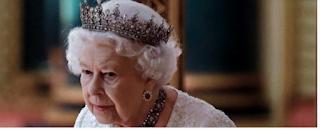Queen Elizabeth, Prince Harry, Meghan