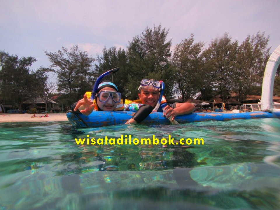 Wisata Honeymoon Lombok 4H3M