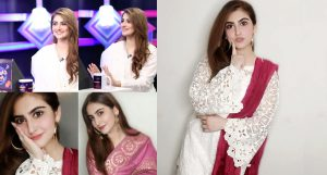 Actress Hiba Bukhari New Innocent looking Pictures
