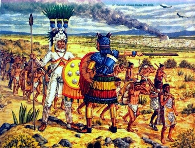 Batalla de Otumba: Hernán Cortés y los Aztecas