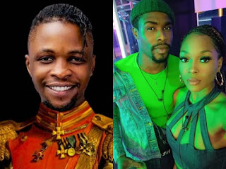 Neo And Vee Dance To Laycon's Song At The Opening Of Pepsi Prize Presentation (VIDEO)