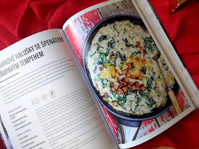 Obilovinová kuchařka (Petr Klíma, nakladatelství Smart Press), recept