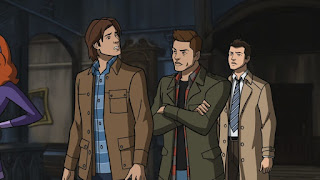 Supernatural season 13 episode 16 Scoobynatural