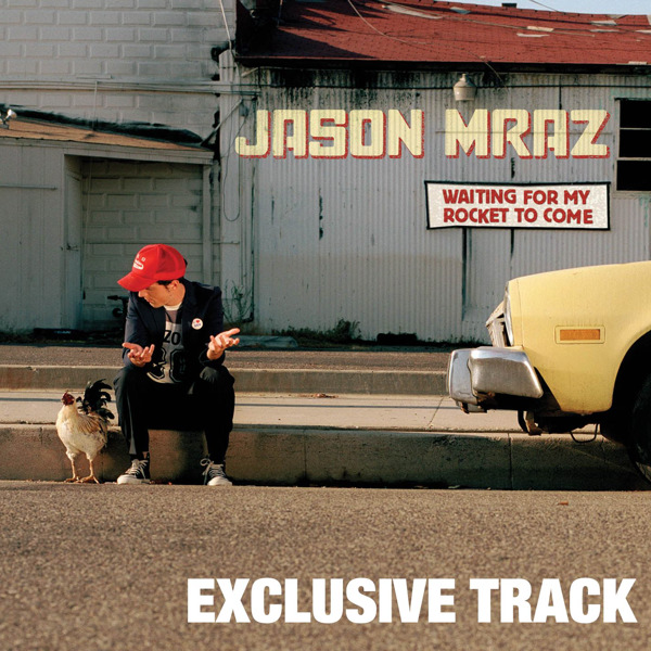 Jason Mraz - You and I Both - Single Cover