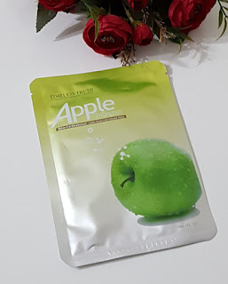 timeless truth apple mask elma kok hucreli kolojen