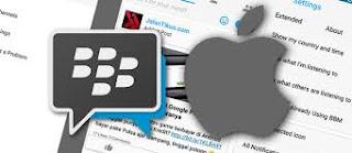 BBM Mod New Iphone Style 3.0.1.25 (iBBM)