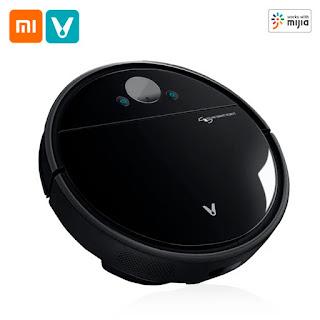 Robot aspirador Viomi V-SLAM a mitad de precio