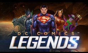 DC Comics Legends Android MOD APK 1.12