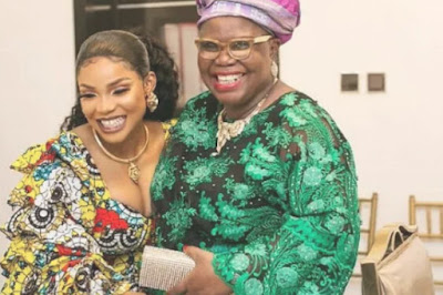 'Wow, May Her Soul Rest In Peace' – Dele Momodu, Mercy Aigbe, Funmi Awelewa And Many Top Stars Sympathize With Iyabo Ojo As She Loses Her Mom