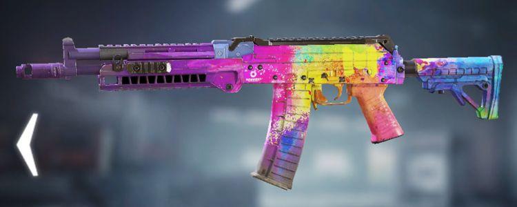AK117 Color Burst