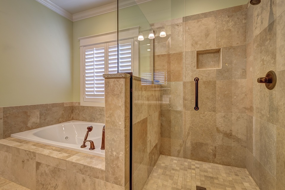 Ceramic Tile for Bathroom Floors