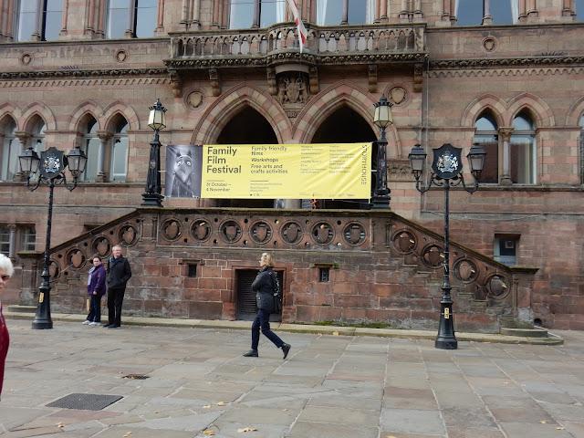 Ayuntamiento, Chester, Midlands, Reino Unido, Elisa N, Blog de Viajes, Lifestyle, Travel